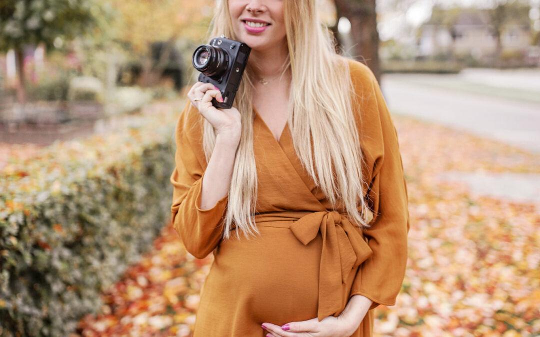 Zwanger & zelfstandige fotograaf, wat nu?